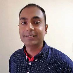 Dr P-Mudali
